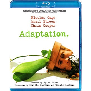 Adaptation (Blu-ray Disc)