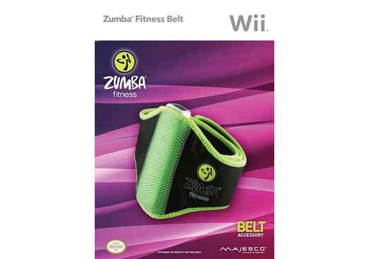 Wii - Zumba Belt