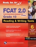 FCAT 2.0 Grade 10 Reading & Writing Tests (Paperback)