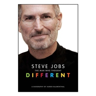 Steve Jobs: The Man Who Thought Different (Paperback)