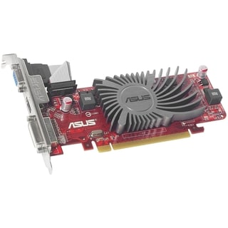 Asus EAH5450 SL/DI/512MD3/MG(LP) Radeon HD 5450 Graphic Card - 650 MH