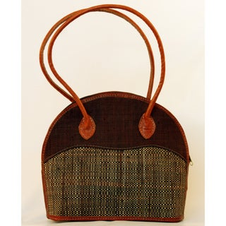Fair Trade Luxury Shoulder Bag (Madagascar)