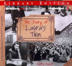 The Diary of Laura's Twin: Library Edition (CD-Audio)