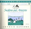 Swallows and Amazons: Library Edition (CD-Audio)