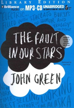 The Fault in Our Stars: Library Edition (CD-Audio)