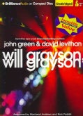 Will Grayson, Will Grayson (CD-Audio)