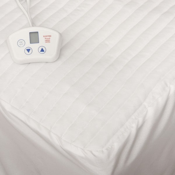 Electrowarmth Heated One-control Twin-size Electric Mattress Pad