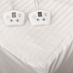 Electrowarmth Heated Dual-control Electric King-size Mattress Pad