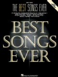The Best Songs Ever: Easy Piano (Paperback)