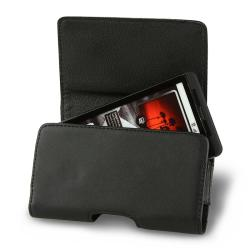 Leather Case with Flap for Samsung VibrantT959