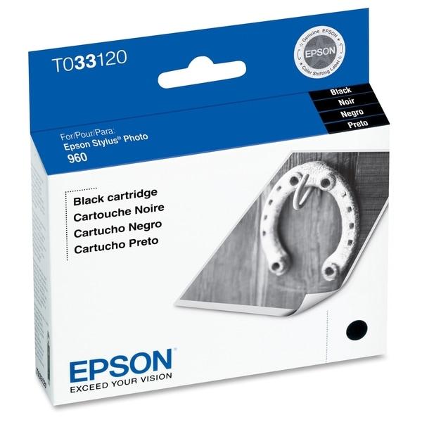 Epson Black Ink Cartridge