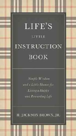 Life's Little Instruction Book (Hardcover)