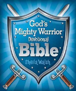 God's Mighty Warrior Devotional Bible (Hardcover)