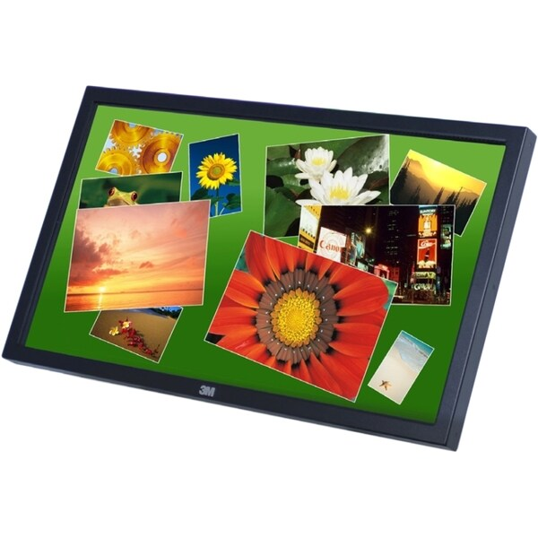 """3M C3266PW 32"""" LCD Touchscreen Monitor - 5 ms"""