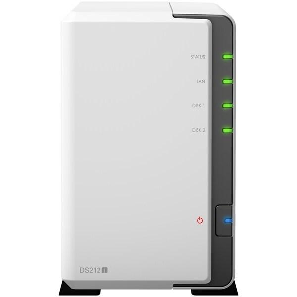 Synology DiskStation DS212j Network Storage Server