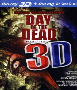 Day Of The Dead 3D (Blu-ray Disc)