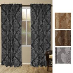 Henna Print 84-inch Curtain Panel Pair