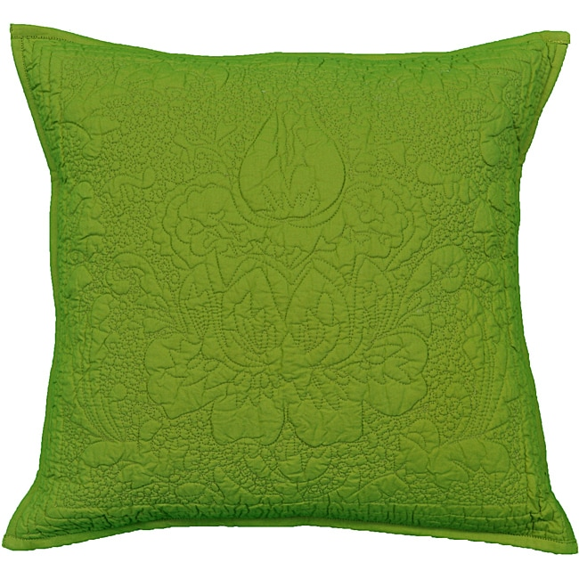 Throw Pillows On Konga : Cottage Home Damask Reversible Decorative Pillow - Overstock Shopping - Great Deals on Cottage ...