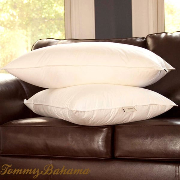 Tommy Bahama Ultimate Down Alternative Pillows (Set of 2) (As Is Item)