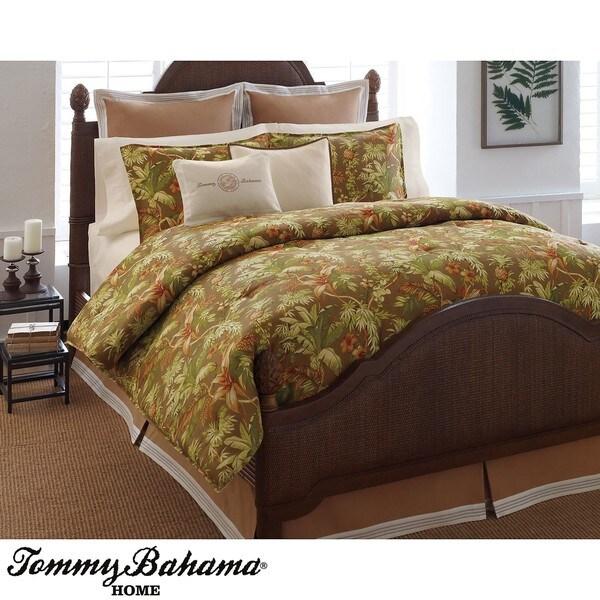 Tommy Bahama Tropical Harvest Queen 4-piece Comforter Set