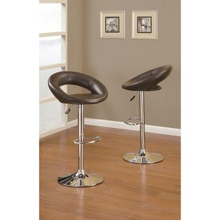 Peter Dark Brown Barstool