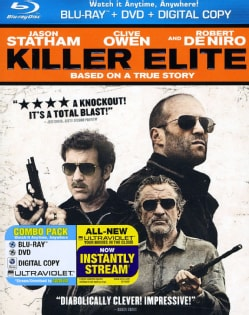 Killer Elite (Blu-ray/DVD)