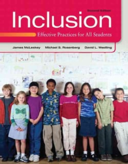 Inclusion: Effective Practice for All Students (Paperback)