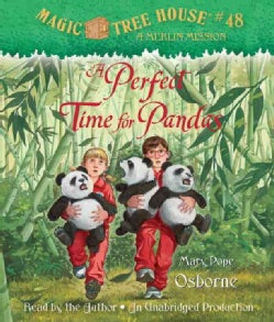 A Perfect Time for Pandas (CD-Audio)