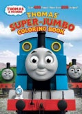 Thomas' Super-Jumbo Coloring Book (Paperback)