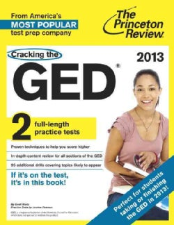 Cracking the GED 2013 (Paperback)