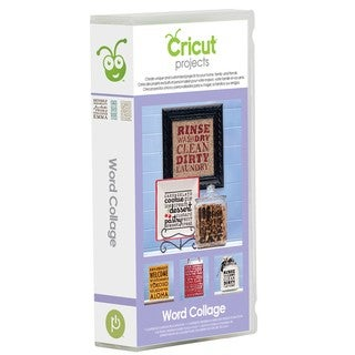 Cricut Word Collage Cartridge