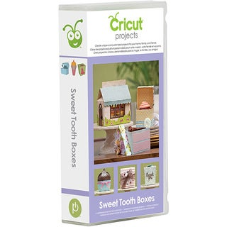 Cricut Sweet Tooth Boxes Cartridge