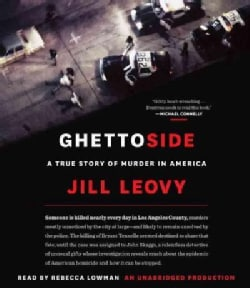 Ghettoside: A True Story of Murder in America (CD-Audio)