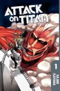 Attack on Titan 1 (Paperback)