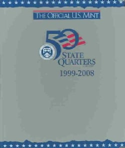 The Official U.S. Mint 50 State Quarters P and d Album (Hardcover)