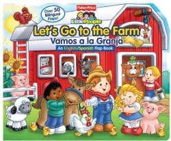 Lets Go to the Farm/Vamos a La Granja (Board book)