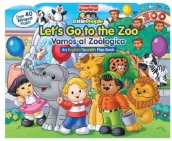 Let' Go to the Zoo / Vamos al zoologico (Board book)