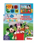 Disney Mickey Mouse Clubhouse Movie Theater Storybook & Movie Projector