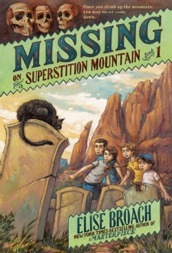 Missing on Superstition Mountain (Paperback)