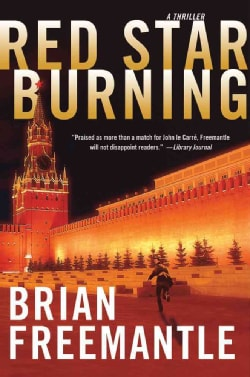 Red Star Burning (Hardcover)