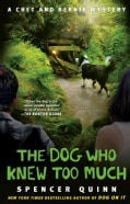 The Dog Who Knew Too Much (Paperback)