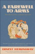 A Farewell to Arms: The Hemingway Library Edition (Hardcover)