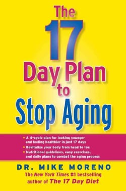 The 17 Day Plan to Stop Aging (Hardcover)