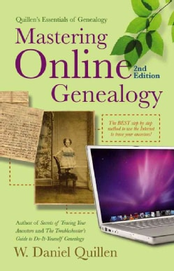 Mastering Online Genealogy (Paperback)