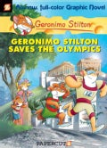 Geronimo Stilton 10: Geronimo Stilton Saves the Olympics (Hardcover)