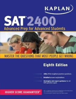 Kaplan SAT 2400 (Paperback)