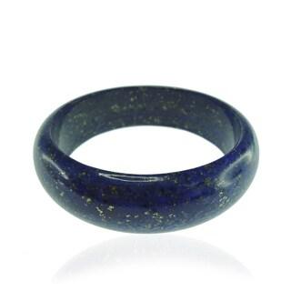 Pearlz Ocean Lapis Lazuli Bangle Bracelet