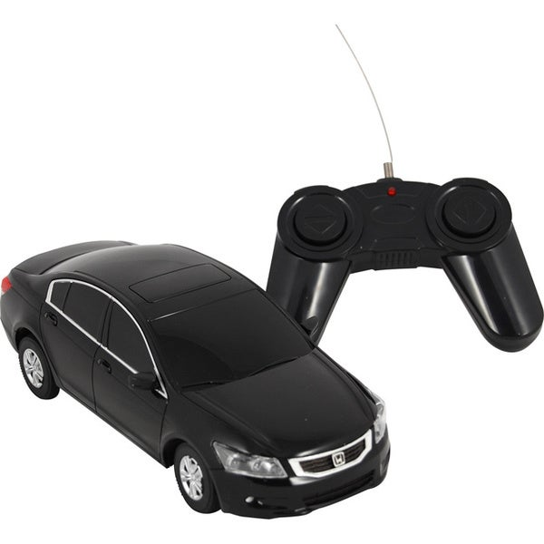 Premium Black Honda Accord Remote Control Car