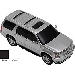 Premium White Cadillac Escalade Remote Control Car in 1:24 Scale