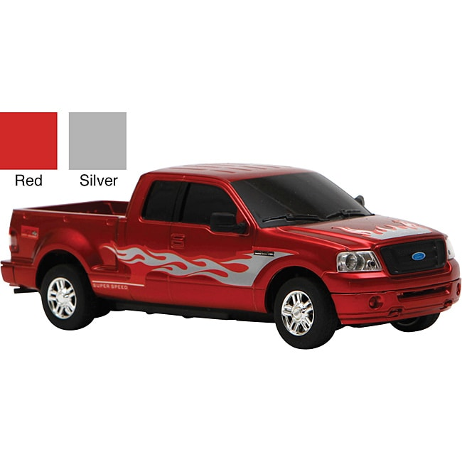 Premium Red F-150 Remote Control Car